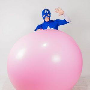 1表演~人入氣球2