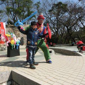 1表演~小丑氣球11