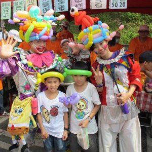 1表演~小丑氣球12