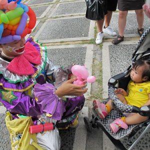 1表演~小丑氣球13