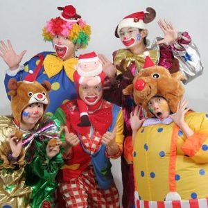 1表演~小丑氣球2