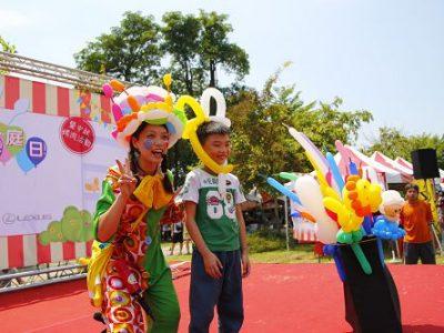 1表演~小丑氣球4