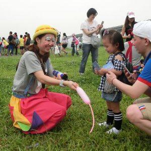 1表演~小丑氣球5