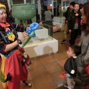 1表演~小丑氣球7