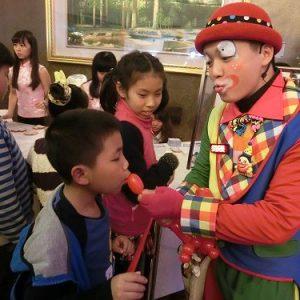 1表演~小丑氣球8