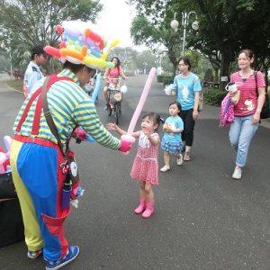 1表演~小丑氣球9
