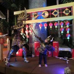 1表演~行動雕像4