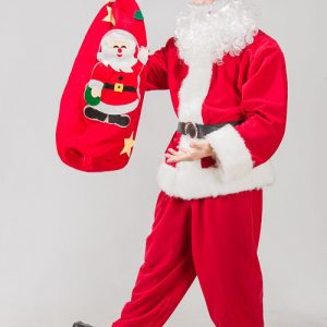 1表演~迎賓人偶~聖誕老人