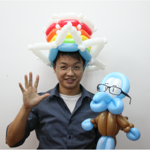 2教學~創意氣球12