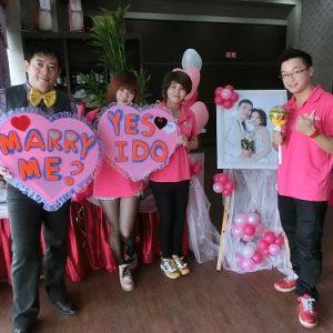 4活動~婚禮求婚3